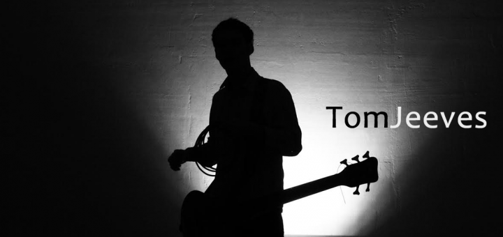 Tom Jeeves, an extraordinary talented composer of progressive melodic soundscapes